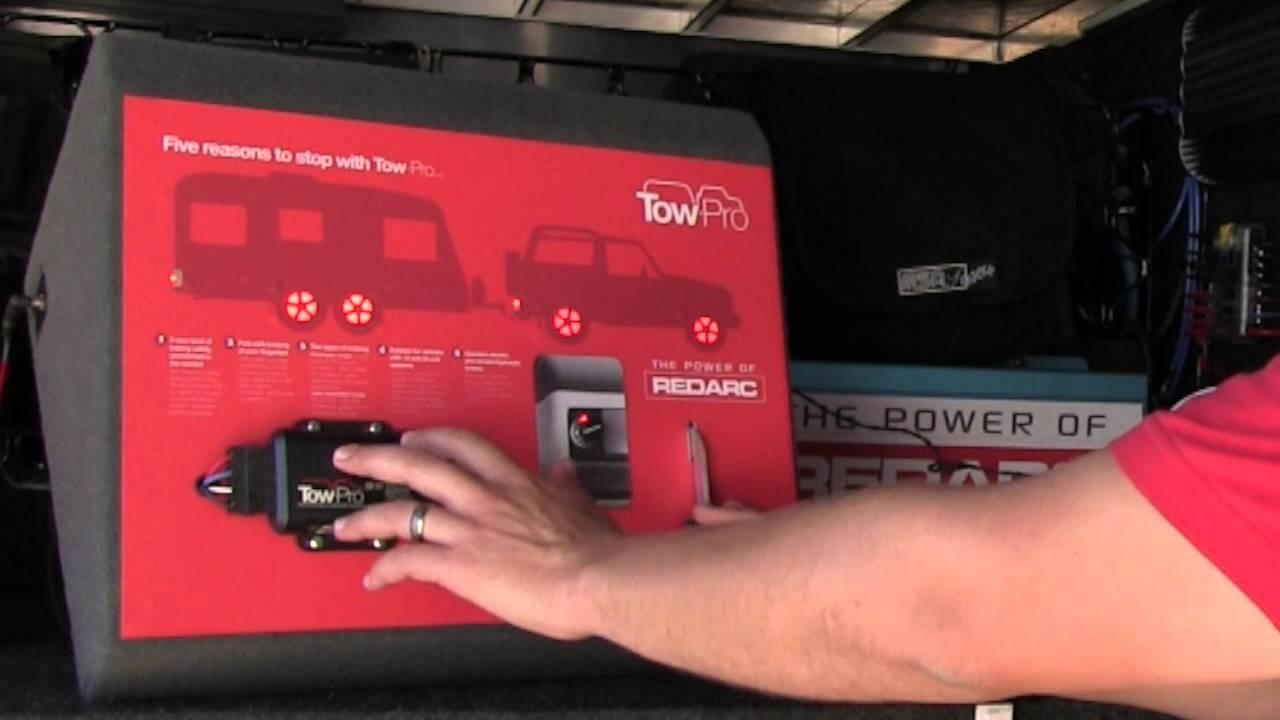 Redarc Tow-Pro Gold Coast Install